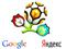 Яндекс и Google посвятили странички Украине и Евро 2012