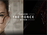 Wake up, the Force that is sleeping inside