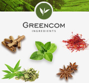 <p>Greencom - manufacturer of plant raw materials</p>