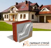 Разработка сайта для Гаррант Строй - Утепление фасадов