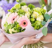<p>Цветочный магазин</p>